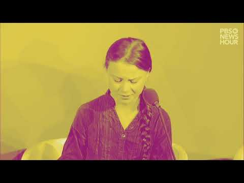 Greta Thunberg sings Swedish Death Metal