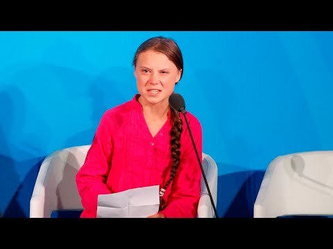 Thunberg is 'not the messiah, she is an extremely anxious girl'