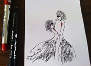 Draw-BIRD-ami