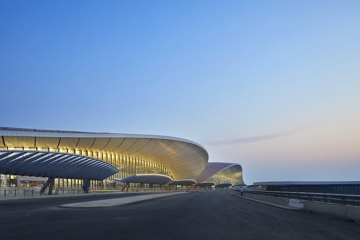 ბეიჯინგის აეროპორტი, ჩინეთის აეროპორტი, არქიტექტურა, ზაჰა ჰადიდი, ჰადიდის პროექტი, qwelly, ბლოგი