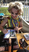 Samantha Fish signs my CBG