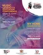 Music Literacy & Education Conference