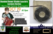 "Handed Down Sat Oct 19 "" Kerry Music recorded in New York 1950's"" presented by Bryan O Leary"