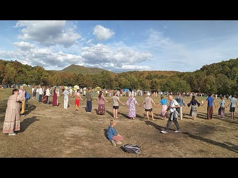 """""""Ascention"""": magnificient festival for people of kindred spirit in Russia!"""