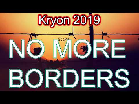Kryon - NO MORE BORDERS