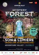 "Spectacle monumental en 3D ""Mystery Forest"""