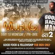 Men Accountability Group Wednesdays