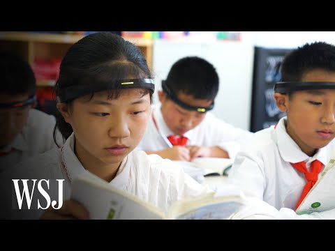 How China Is Using Artificial-Intelligence In Classrooms | WSJ