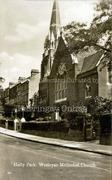 Wesleyan Methodist Church, Crouch Hill, c1905
