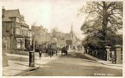 Crouch Hill, Northern Slope, Looking North, c1905