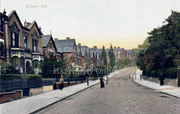 Crouch Hill Near Shaftesbury Road