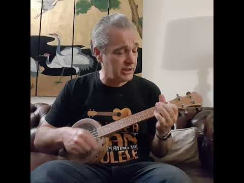 Demo of a banjo uke I made