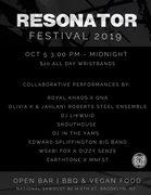 Olivia K x Jahlani Roberts Steel Ensemble @ Resonator Festival 2019