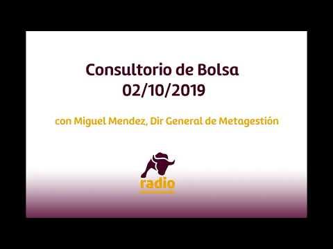 Audio Análisis con Miguel Méndez: IBEX35, MasMovil, Ferrovial, Cellnex, Inditex, Enagas, Sabadell, Gamesa, IAG, Solaria, Telefonica...