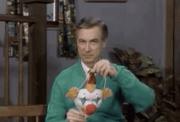 Mr. Rogers Clown