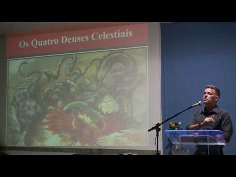 """""""Ateísmo, Espiritismo e a Evolução do Pensamento Religioso"""", com Ademar Faria Júnior"""