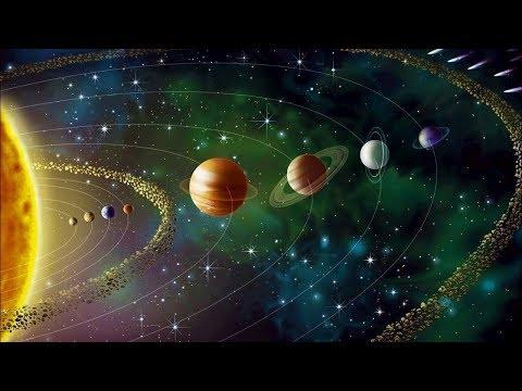 Documentário:  O Universo - As Órbitas Dublado