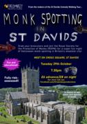 Monk Spotting in St Davids