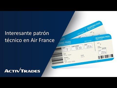 Video Análisis: Interesante patrón técnico en Air France