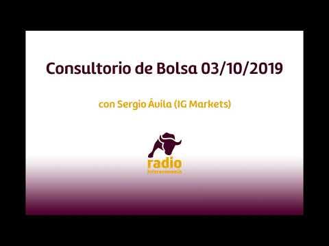 Audio Análisis con Sergio Ávila: IBEX35, Colonial, Viscofan, Gamesa, Masmovil, Sacyr, Oryzon, Solaria, Enagas, Santander, ArcelorMittal, Acerinox...