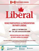 Présentation du Parti Libéral