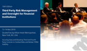 10th Edition: Third Party Risk Management and Oversight for Financial Institutions