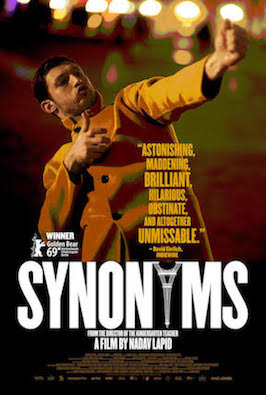 SYNONYMS Film Opening October 25