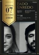 MÚSICA: IN FADO - Fado Enredo - Daniela Mendes & André Marques da Silva