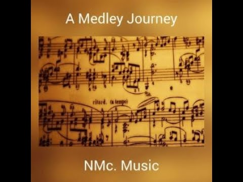 """Feedback Welcome! New Instrumental With A Cinematic Feel. Experience """"A Medley Journey""""."""