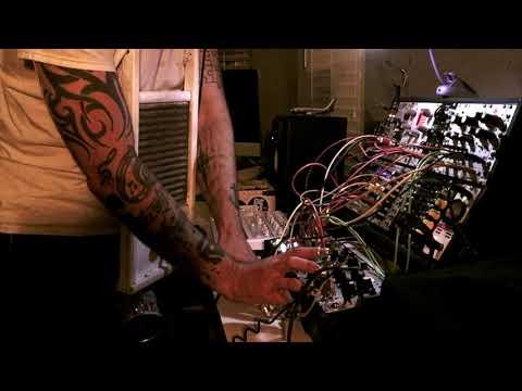 Electric Washboard + Modular Synth