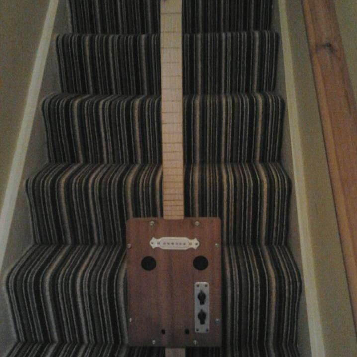 Mark Kedward Guitar Boxes (KGB)