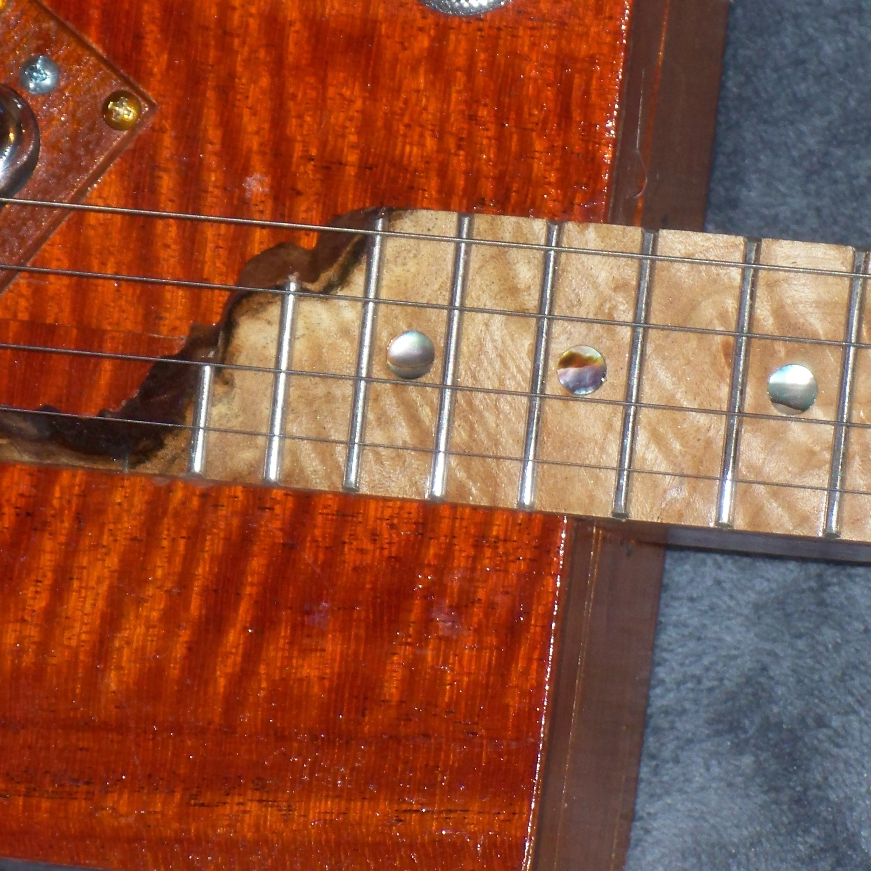 Delta Groove Guitars