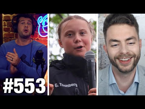 #553 NEW YOUTUBE BLACKLIST UNVEILED! | Louder with Crowder