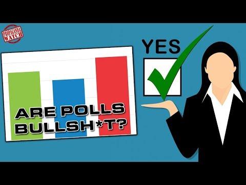 Polls Show People Aren't Buying Establishment B.S. - #PropagandaWatch