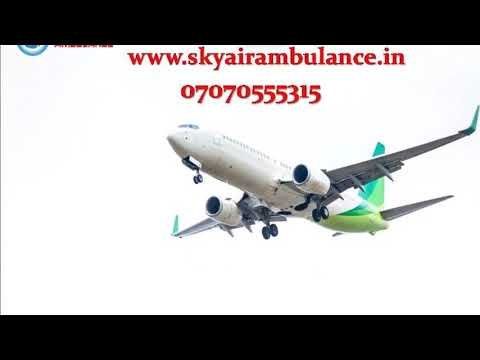 Select Emergency Air Ambulance Service in Bhopal and Varanasi Avail 24 hours