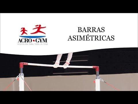 COPA GILLING 2019 NIVEL 2 BARRAS ASIMÉTRICAS MIRTA CALIFICACIÓN 9.8