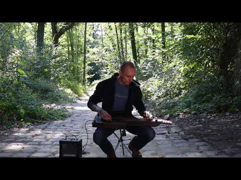 Gary O'slide - black coffe - Weissbox guitar