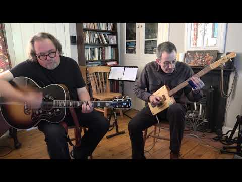 "Jon Bickley and John Maw play ""Jazz"""