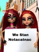 We Stan Notacatnac