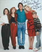 Tony Danza signed Oct. 6, 2019 at the Sharon L. Morse PAC in The Villages, FL