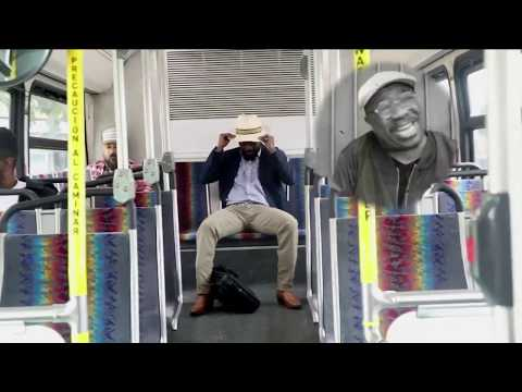 J Anthony Brown - 'Old Bus Ride' - official music video (old town road parody)