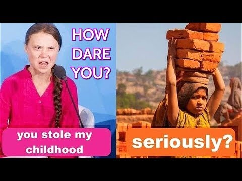 Russia's Pundits On Greta Thunberg: If She Wants To Live Eco Life, Send Her To Amish Community!