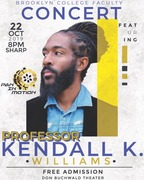 Kendall Williams in Concert - Live!