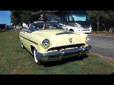 1953 Mercury Monterey Convertible At the 2019 Fall Carlisle