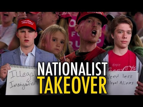 The America First TAKEOVER Begins Now!