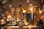 New Year's Eve in the Lobby Lounge