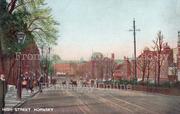 Hornsey High Street in Colour, c1905