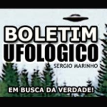 LOGO BOLETIM UFOLOGICO