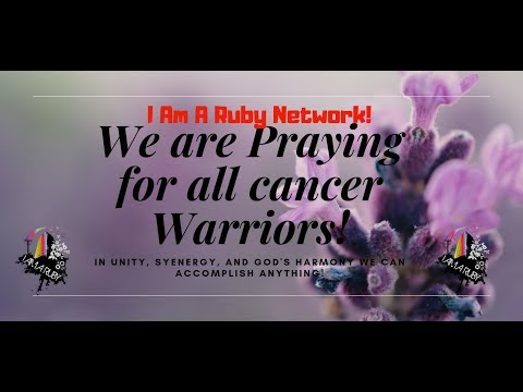 We are praying for cancer patients global wide