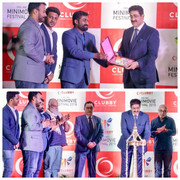 Sandeep Marwah Inaugurated Mini Movie Festival at Kochi